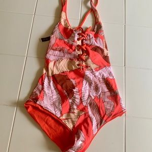 Maaji Cayenne Heavenly Reversible Swimsuit NWT| XL
